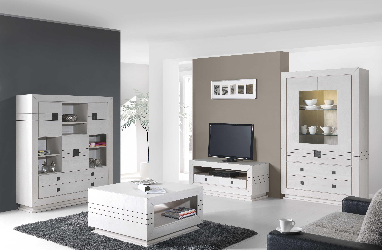 chambre bleu marine et blanc meuble de salon blanc laqu pas cher meuble et canapcom - Salon Bleu Marine Et Blanc